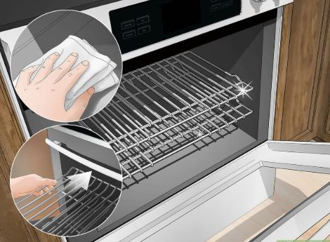 How to effectively Perform Oven Cleaning process for household ovens