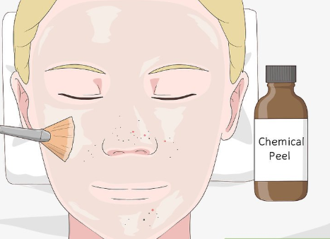 How to properly clean pores